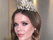 """تتويج """"كسينيا بالينوفا"""" ملكة جمال موسكو بعد تجريد اللقب من الملكة السابقة"""