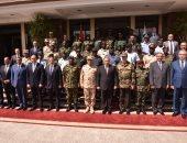 الرقابة الإدارية تختتم برنامج تعزيز القدرات القيادية لعدد من الضُباط الوافدين من إفريقيا