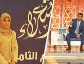 """قبل الحلقة الختامية من""""أمير الشعراء"""". المتسابقان المصريان: سنجاهد لحصد اللقب"""