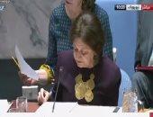 وكيلة أمين عام الأمم المتحدة تشيد بجهود الجامعة العربية لوقف إطلاق النار بليبيا