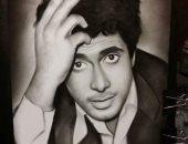 """""""أحمد"""" يشارك برسومات مميزة باستخدام القلم الرصاص والفحم"""