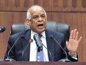 """عبد العال: جلسات الحوار حول الدستور ليست """"شكلية"""" وليس لدينا تعديلات مُعلبة"""