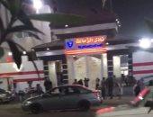 شاهد.. أجواء محيط نادى الزمالك بعد انتهاء أزمة مرتضى منصور وكهربا