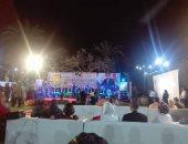 محافظ جنوب يشهد حفل افتتاح المهرجان العالمى الثانى لقصار القامة بشرم الشيخ