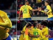 ملخص واهداف مباراة التشيك ضد البرازيل الودية 1-3