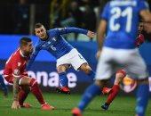 ملخص وأهداف مباراة إيطاليا ضد ليشتنشتاين 6-0 فى تصفيات اليورو