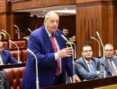 رئيس مصر للمقاصة يطالب بصلاحيات لمجلس الشيوخ ويتساءل عن كيفية تنفيذ الكوتة
