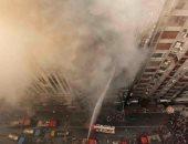 السيطرة على حريق داخل شقة سكنية فى العياط دون إصابات
