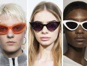تعرفى على تصميمات نظارات الشمس فى صيف 2019.. واختارى اللى يناسب وشك