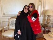 """الإعلامية سمر يسرى تهنئ والدتها وخالتها بالعمرة: """"مقبولة إن شاء الله"""""""