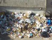 انتشار القمامة بمنطقة حدائق أكتوبر ومطالب بتخصيص صناديق