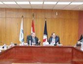 """تفاصيل مباحثات الملا وتوفيق لتطوير العمل بـ"""" المصرية لتسويق الفوسفات """""""