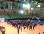 """تحت شعار """"مصر بلد الأمن"""".. تعليم جنوب سيناء تختتم العروض الرياضية للمدارس"""
