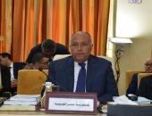وزير الخارجية: نكثف اتصالاتنا مع كافة الأطراف لنزع فتيل الأزمة الفلسطينية