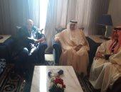 وزير الخارجية يستعرض مع نظيره السعودى مُستجدات الأوضاع الإقليمية