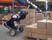 شركة أمريكية تطور روبوت يمكنه تحميل وإفراغ البضائع