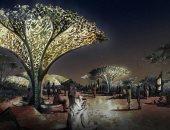 للأشجار المذكورة بالقرآن.. افتتاح الحديقة القرآنية فى دبى.. صور