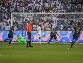 ملخص وأهداف مباراة النصر ضد الهلال فى الدوري السعودي