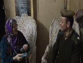 فى لفتة إنسانية.. استخراج جواز سفر لمسنة بمنزلها بالمنيا بسبب ظروفها الصحية