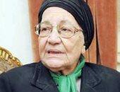 فوزية عبد الستار المكرمة من الرئيس: أشكر السيسى وجراحة فى مفصل القدم منعت حضورى