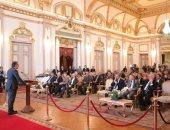 سفراء 30 دولة أجنبية فى مصر يزرون قصر عابدين.. صور