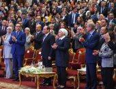 نص كلمة الرئيس السيسي فى احتفالية تكريم المرأة المصرية والأم المثالية