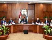 وزير البترول يبحث مع رؤساء الشركات العالمية تنفيذ برنامج تأهيل الشباب