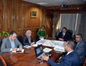 محافظ القليوبية يستعرض مقترحات لتطوير القناطر الخيرية