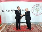 انطلاق القمة العربية بتلاوة آيات من القرآن الكريم بحضور الرئيس السيسى