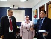 توقيع 466 معلماً على العقود المؤقتة وعقد أول لقاء لمناقشة قضايا المرأة بكفر الشيخ