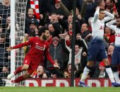 """ليفربول """"ملك"""" الأهداف القاتلة فى الدوري الإنجليزي بعد عبور توتنهام"""