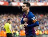 ميسى يستهدف تحطيم رقم كاسياس فى مباراة فياريال ضد برشلونة.. فيديو