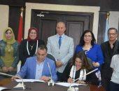 صور.. محافظ البحر الأحمر يشهد توقيع بروتوكول تعاون للترويج السياحى