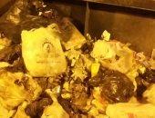 القمامة تسكن سلم البشرى بحلمية الزيتون.. والأهالى يطالبون بصناديق