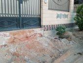 سكان مدينة الشروق يتضررون من هدم الحدائق الملحقة بعقاراتهم