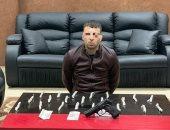 صور.. ضبط 11 شخصًا بحوزتهم أسلحة نارية ومواد مخدرة بكفر الشيخ