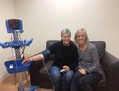 حكاية أم وابنتها .. اكتشفتا اصابتهما بمرض سرطان الثدى فى يوم واحد