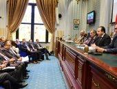 """صور.. ممثل الشركات بـ""""اتصالات البرلمان"""" يحذر من تعدد عقوبات قانون حماية البيانات"""