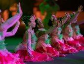 مهرجان كالينكا الدولى.. عروض ورقصات روسية وكازاخستانية × 10 صور