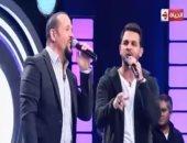 """محمد رشاد ضيف هشام عباس بـ""""شريط كوكتيل"""" على الحياة.. اليوم"""