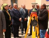 محافظ القاهرة: تقنين 350 حالة من أراضى الدولة وتسديد مستحقاتهم
