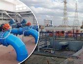 """""""مياه القليوبية"""" تكشف بالأرقام حجم مشروعات المياه والصرف التى دخلت الخدمة"""