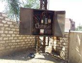 اضبط مخالفة.. محولات الكهرباء المكشوفة تعرض حياة المواطنين للخطر بسوهاج