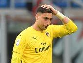 تأكد غياب دوناروما عن قمة يوفنتوس ضد ميلان في الدوري الإيطالي