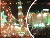 بدء احتفال مصر بذكرى العاشر من رمضان بتلاوة قرآنية بمسجد السيدة زينب