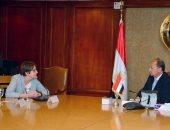وزير الصناعة: افتتاح مشروع مصرى فنلندى مشترك لإنتاج مواد التغليف المرن