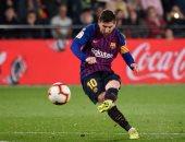 أخبار ميسى اليوم عن تحدى نجم برشلونة ضد مان يونايتد
