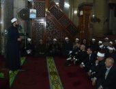 محافظو الغربية والإسكندرية وقنا يشهدون احتفالية الإسراء والمعراج