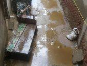 شكوى من انتشار القمامة وطفح مياه الصرف الصحى بالبحيرة