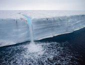 بحر بيرينج في القطب الشمالى خالى من الجليد.. فيديو